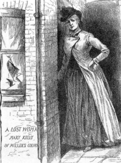 Mary Jane Kelly - The Illustrated Police News, 1888!