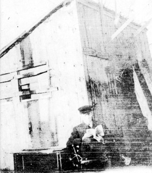 Photo of H. P. Lovecraft, 1905