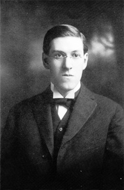 H. P. Lovecraft, 1915