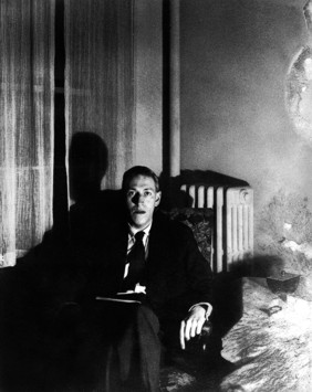 Photo of H. P. Lovecraft, 1930